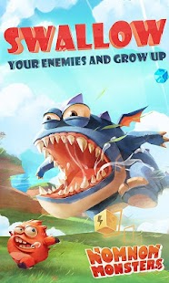 NomNom Monsters Screenshot