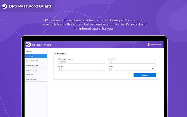 DPS Password Guard