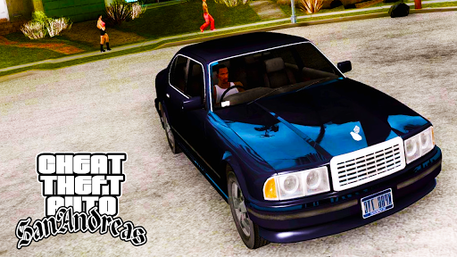 Cheat Code for GTA San Andreas 2.1 screenshots 2