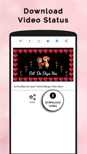 Beautiful DP And Video Status For Whatsapp for PC