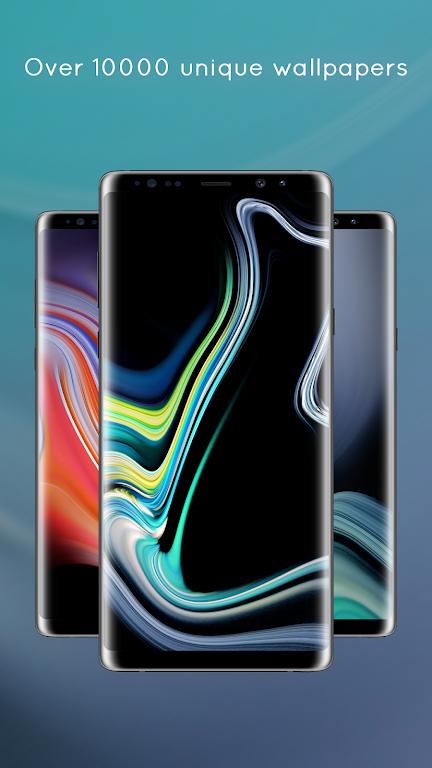 Descargar Galaxy Note 9 Wallpaper Apk última Versión 12