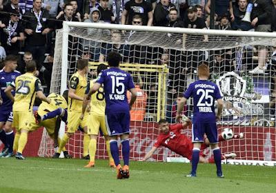 """Gabulov veegde met beresterke prestatie in Anderlecht in één klap veel twijfels van tafel: """"Wij zien op training dat hij een goeie doelman is"""""""