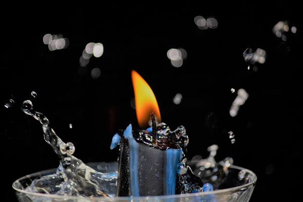fuoco e acqua di Foxma