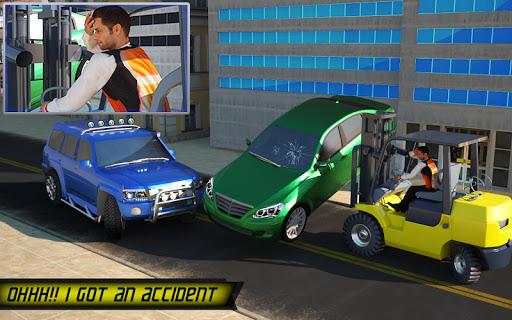 Forklift Games: Rear Wheels Forklift Driving 1.02 screenshots 21