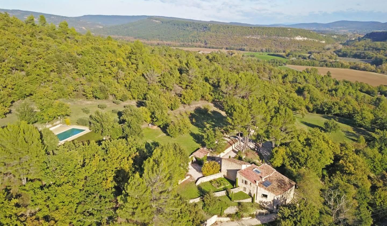 Maison avec piscine et terrasse Saint-Martin-de-Castillon