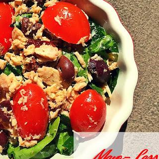 MAYO-LESS Tuna Salad.