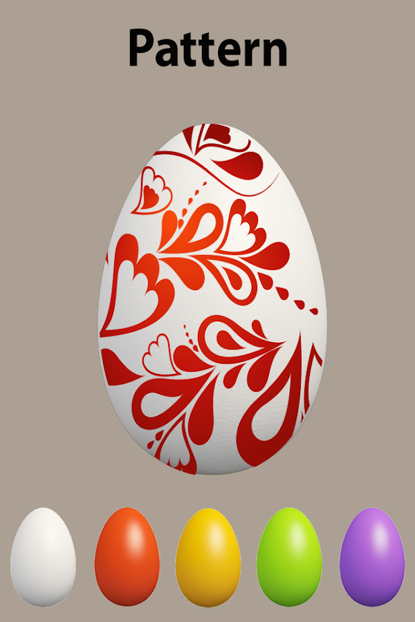 Easter eggs for Easter / Пасха- screenshot