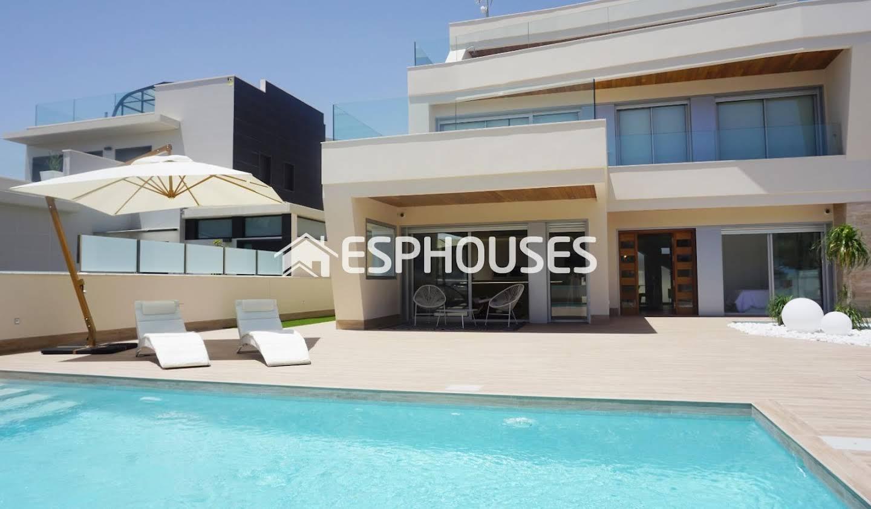 Maison avec piscine Dehesa de Campoamor