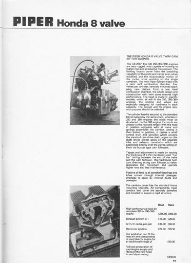 Machines et Moteurs vous présente le Moto Revue des BSA et Triumph préparées pour Dayton 1970.