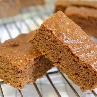 Mary's Maine Bars (Gingerbread Bars)