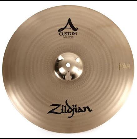 18'' Zildjian A Custom - Fast Crash