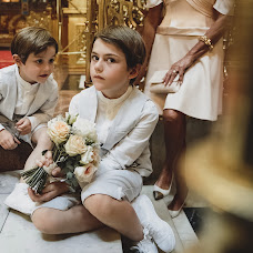 Wedding photographer Fedor Borodin (fmborodin). Photo of 20.08.2018