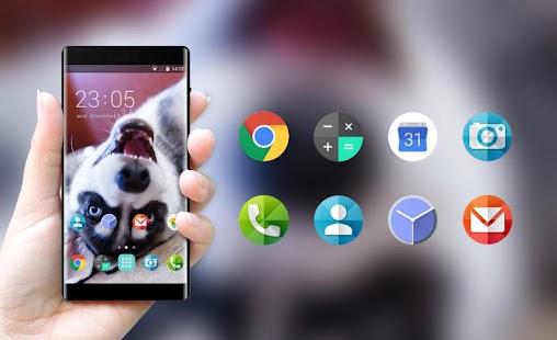 Theme for Nokia X2 Dual SIM Husky Wallpaper - náhled