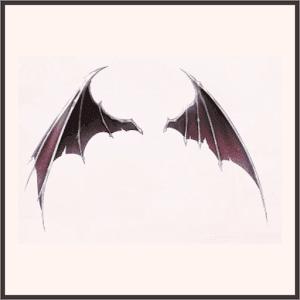 小悪魔の羽