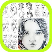 Learn to Draw Girl Face