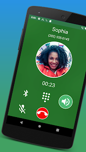 Contacts, Dialer and Phone by Facetocall 2