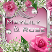 MayLily and Rose Go Launcher
