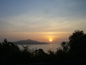 Photo: Morning sun