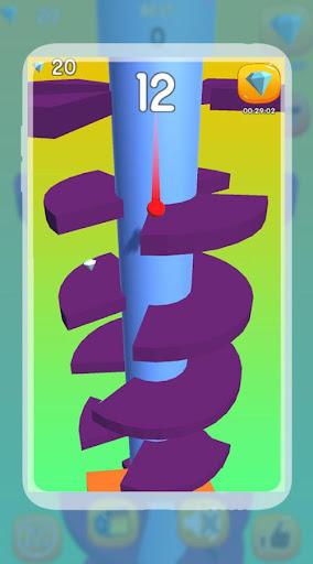 Helix Spiral Jump