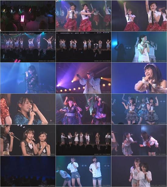 (LIVE)(720p) AKB48 16期研究生 「レッツゴー研究生!」初日公演 Live 720p 170728