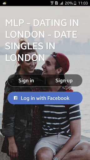 THE Dating App for Londoners