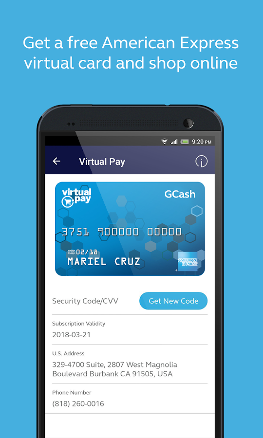 GCash- screenshot
