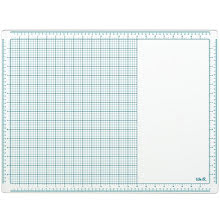 We R Memory Keepers Craft Surfaces Glass Cutting Mat 18X24 Boxed