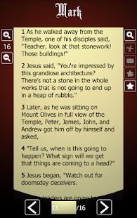 The Message Bible- screenshot thumbnail