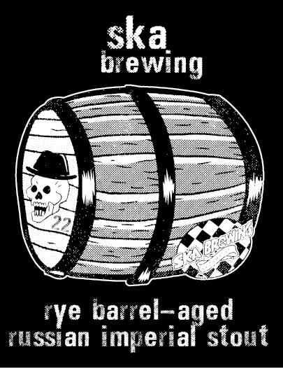 Logo of Ska Rye Barrel-Aged Russian Imperial Stout