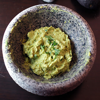 Chipotle's Famous Guacamole