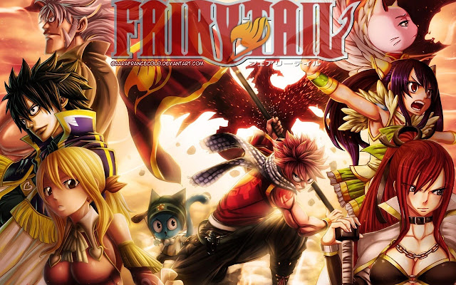 Fairy Tail Tab