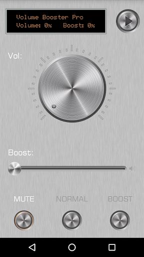 Volume Booster Pro 1.1.3 screenshots 4