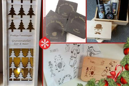 5 originele kerstgeschenkjes voor familie en vrienden