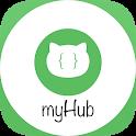 myHub for Github icon