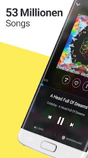 Deezer Musik & MP3 Player: Songs, Radio & Podcasts Screenshot