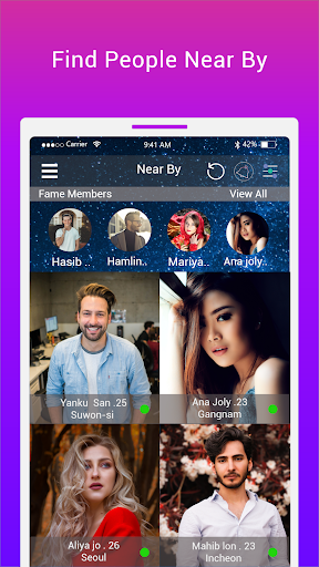 Bluddle - Asian Dating App 1 screenshots 2
