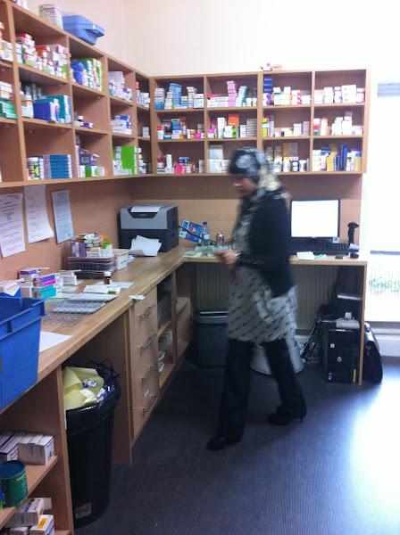Photo: Pharmacy Blackburn