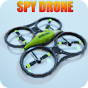 RC Spy Drone Simulator 2018 icon