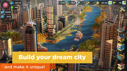 SimCity BuildIt apktram screenshots 13