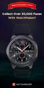 WatchMaker Watch Face Premium APK 1