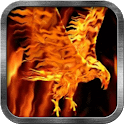Fire Eagle Live Wallpaper icon