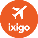 ixigo - Flight & Hotel Booking App icon