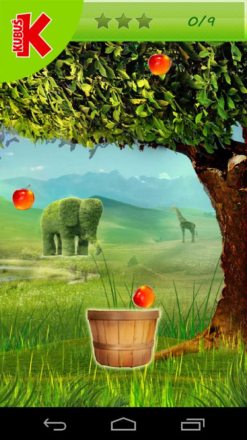 Gry Kubusia- screenshot