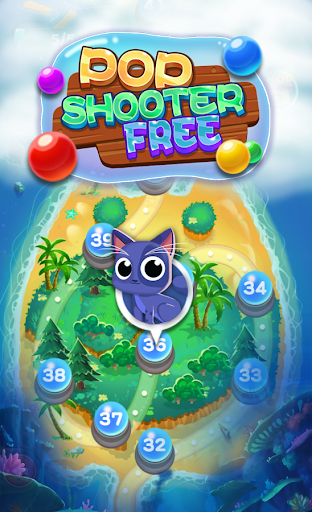 Pop Shooter Free - Bubble Blast Game - screenshot