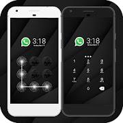 Cool Black CM Security Theme