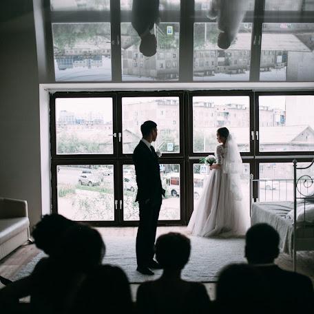 Wedding photographer Innokentiy Khatylaev (htlv). Photo of 01.08.2017