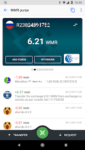 WebMoney Keeper App Latest Version Download For Android and iPhone 4