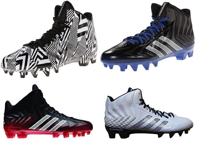 Image result for What is the difference between Lineman Cleat and Running Back Cleats?