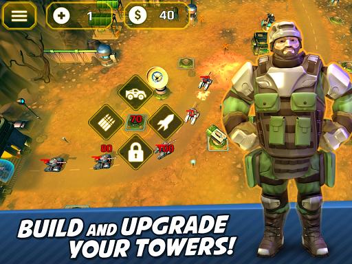 Tower Defense Generals TD  screenshots 3