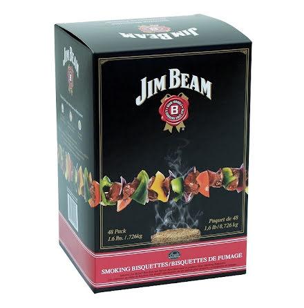 Jim Beam 48 st, Bradley Smoker